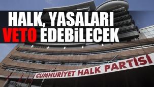 CHPnin Güçlendirilmiş Parlamenter Sisteminin detayları belli oldu