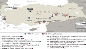 Devleti aciz gösteriyorsunuz diyenler ! Türkiyede 40 ABD - NATO Üssü Var
