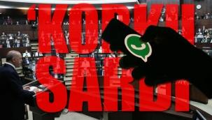 AKPlilerin Whatsapp yazışmaları ifşa olduAKP ya giderse