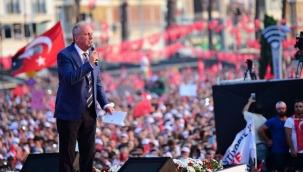 Muharrem İnceden 2018 seçimleri itirafı