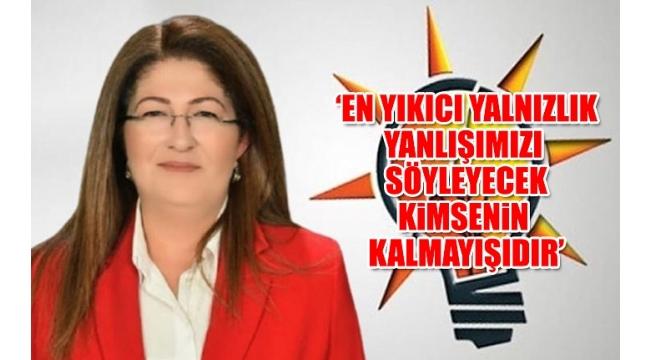 SİYASETAKP'Lİ İSİMDEN ÇOK ÇARPICI PAYLAŞIM